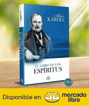 El Libro de los Espíritus - disponible en Mercado Libre