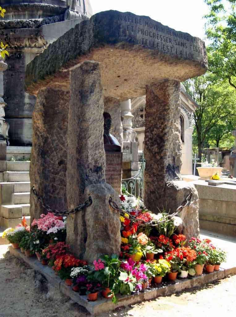Allan Kardec - tumba