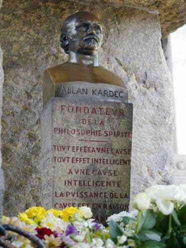 Allan Kardec - dolmen