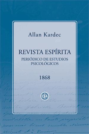 Revista Espírita 1868 - Allan Kardec