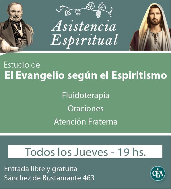 Asistencia Espiritual