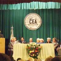 Conferencia de Divaldo Pereira Franco en la CEA