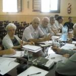 Reunión de la U.E.A. en la Sociedad Espiritista Constancia