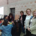Visita de 'Amor y Caridad' a la ONG Camino a La Casita