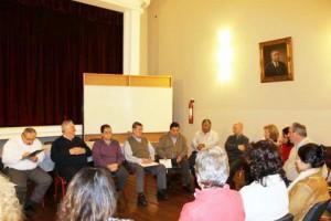 Encuentro de la Union Espirita Argentina