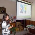 Conferencia sobre Madame Curie