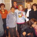 Conferencia de María Elena en la FAdeME