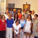 Conferencia de Valeria Giacoy en Amor y Caridad